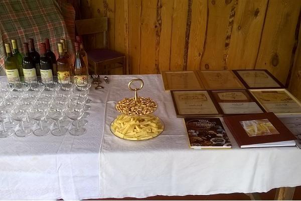 Ekskursioon ja käsitööveinide degusteerimine Kanarbiku veinitalus
