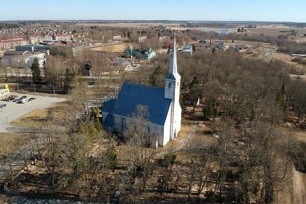Kadrina Katariina kirik