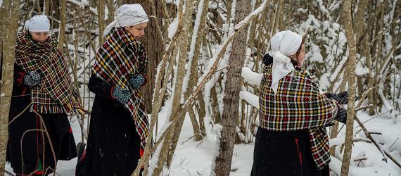 Mulgi naised Mulgimaal, Puhka Eestis, Visit Estonia