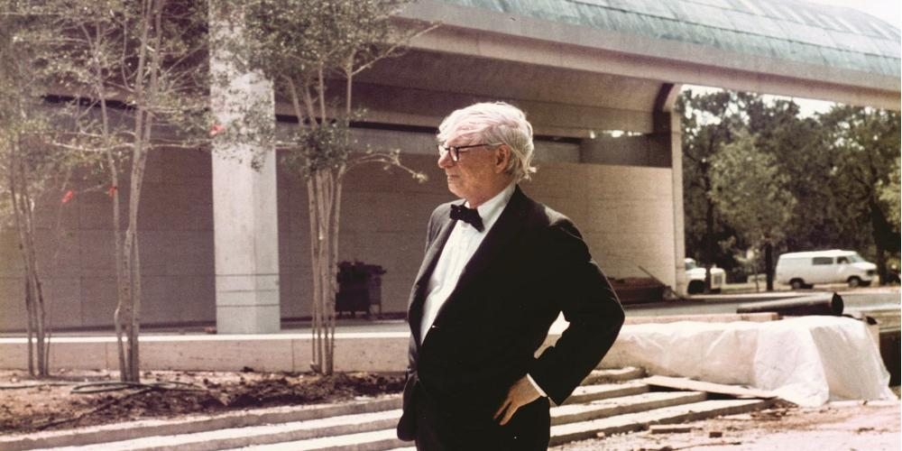 World-famous and with Estonian roots: the architect Louis Kahn would turn 120 this year. Visit Estonia