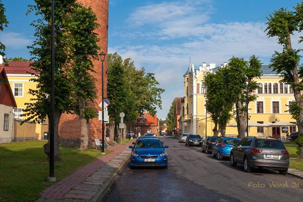 Traditsiooniline Viljandi linnaekskursioon