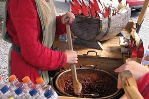 Maias Munk pähklivanker