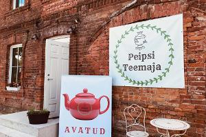 "Peipsi Teemaja (в пер. ""Чудская чайная"")"