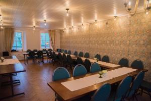 Peipsi Teemaja seminariruumid