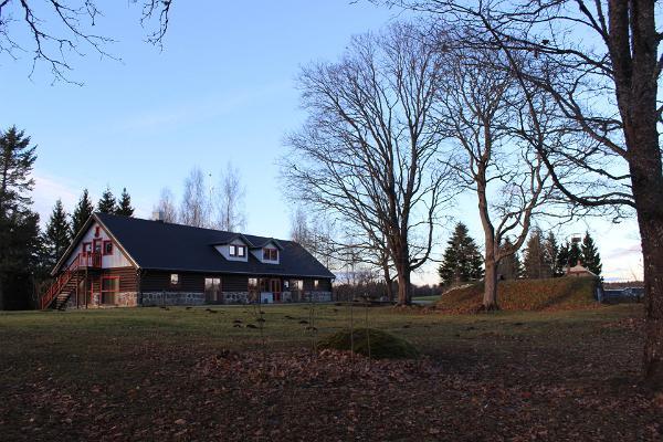Naturhaus Simisalu der Staatlichen Forstverwaltung