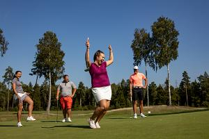 Rae Golfs gäster