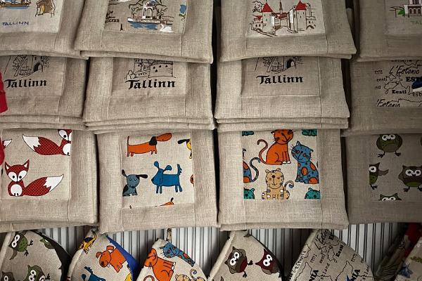 Kullassepa 11 suveniiripood, Tallinna vanalinnas