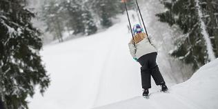 Pannukakkumaana Viro tarjoaa erinomaiset mahdollisuudet potkukelkkailuun ja luisteluun