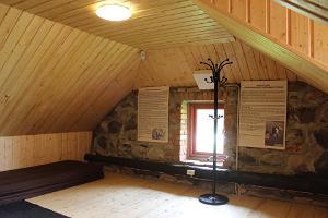 Study hall of RMK Simisalu Nature House