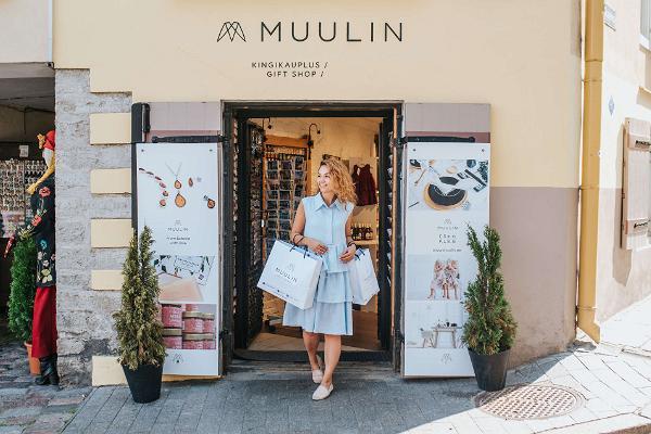 Rataskaevu Store of Cozy Crafts by Muulin