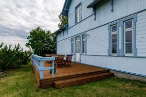 Villa Kuus Sõlme - Terrass