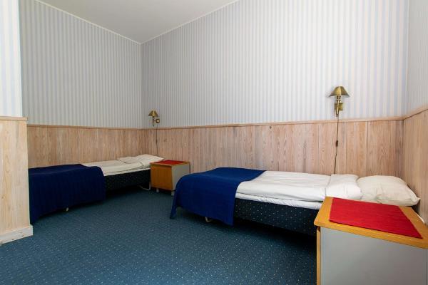 Villa Kuus Sõlme, bedroom 1