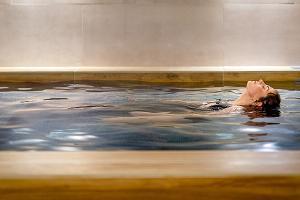 Bade- und Saunazentrum des Hotels LaSpa Laulasmaa