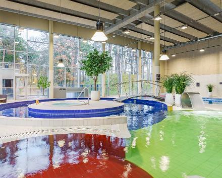 Hotelli LaSpa Laulasmaan vesi- ja saunakeskus