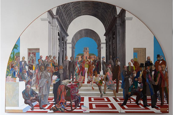 Exhibition 'Ars academica. Art Collection of the University of Tartu'