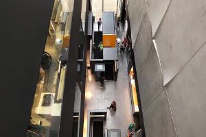 Kierros Viron moderneimmassa arkistorakennus Noorassa