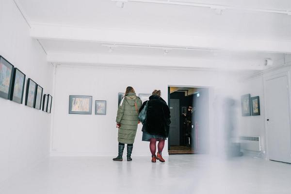 tARTu shop, exhibitions, guests