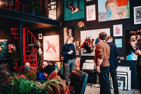 tARTu shop, art, fun times