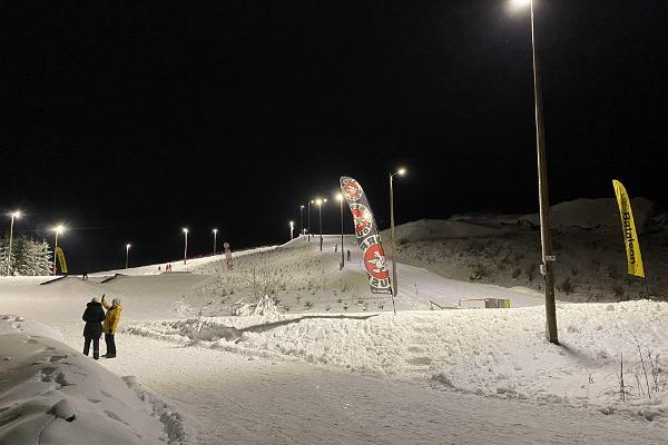 Kuningamäe Winter Centre