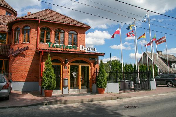 Tähetorni Hotell