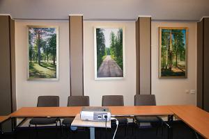 Seminar rooms at Tähetorni Hotel