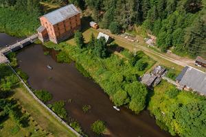 Kiidjärve Water Mill