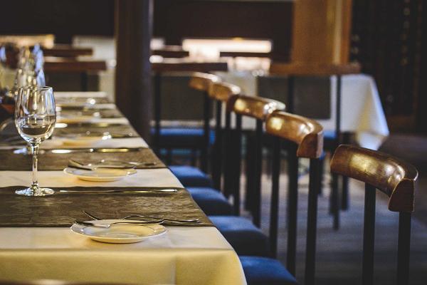Hotel Pesa restaurant