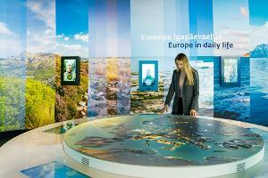 Europeisk Upplevelsecentrum i Tallinns innerstad