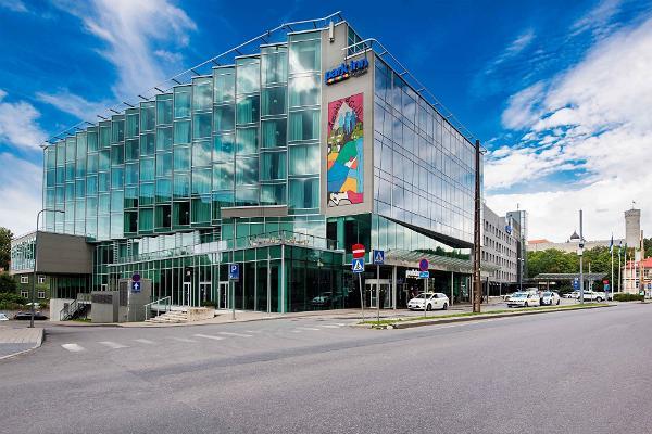 Таллиннский конференц- и спа-отель Meriton Park Inn by Radisson