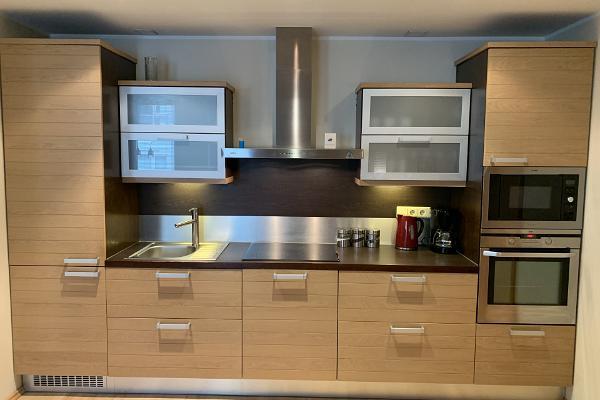Ilmarine apartment, kitchen