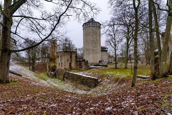Ordulinnuste tuur Kesk-Eestis