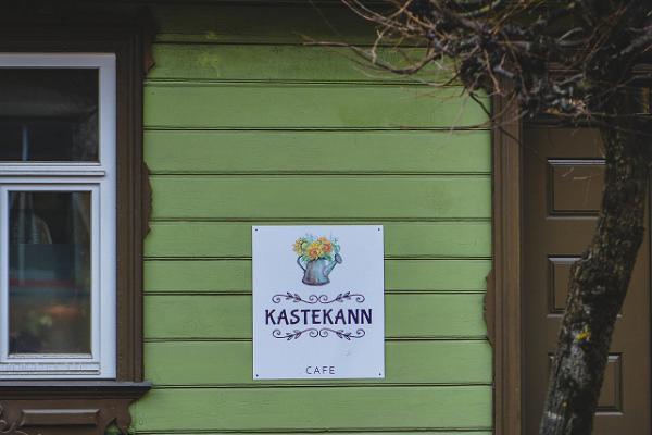 Kohvik Kastekann