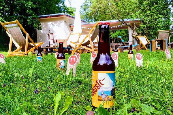 ULA bar, games, beer, summer