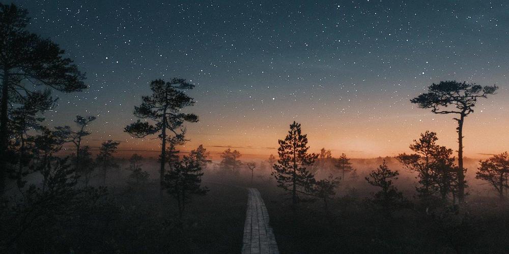 Ringikujulised matkarajad Lõuna-Eestis