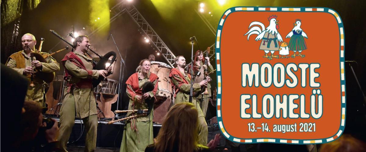Mooste Elohelü Estonian Folk Music Arrangements Festival