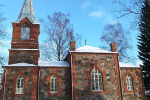 EAÕK Kähri Peaingel Miikaeli -kirkko