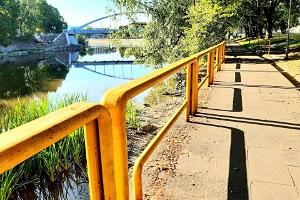 Guided tour 'Parks and shores of Tartu' – something for the soul: Vabaduse Park alley