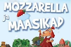 "Lottemaa kontsert ""Mozzarella ja Maasikad"" Tallinna Lauluväljakul"