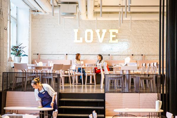 Restoran Love Mussels