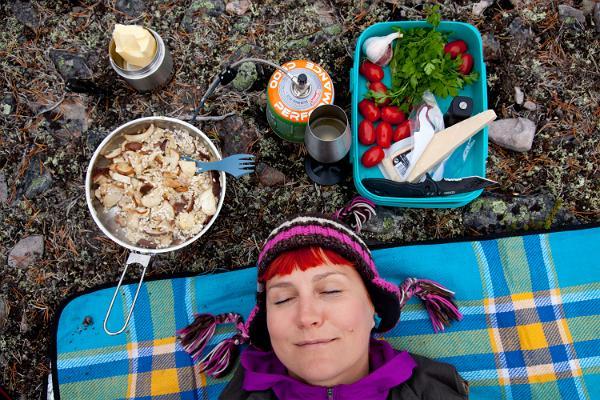 METSAKÖÖK - ehe toit looduses