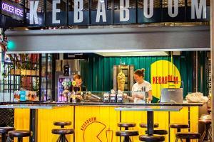 Toidulett Kebaboom