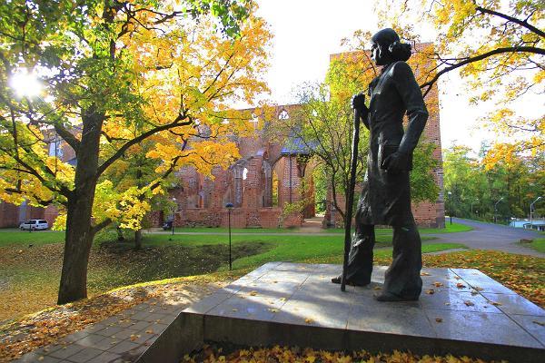 Kristjan Jaak Petersons monument