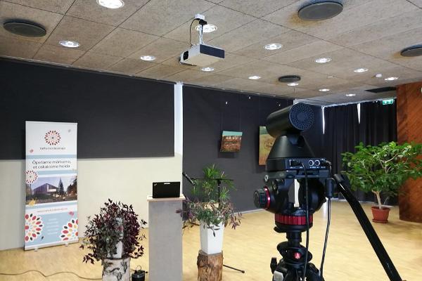Virtual events at Tartu Nature House