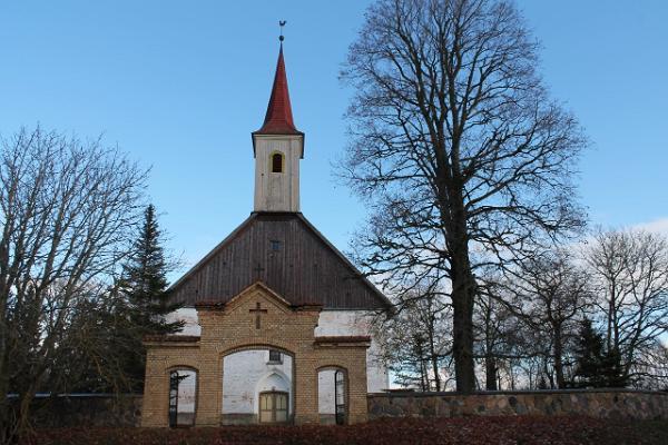 Rannu baznīcas vārti