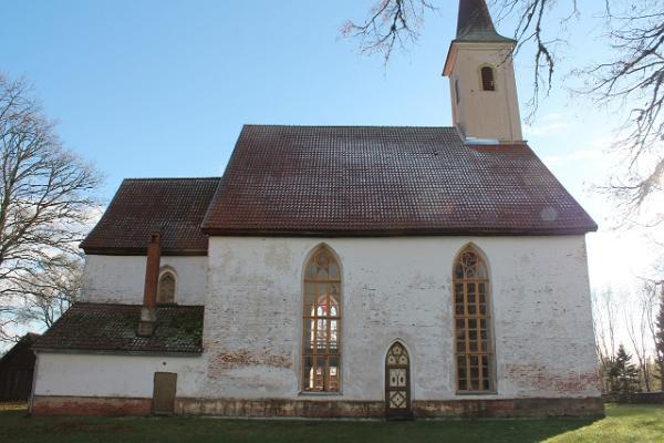 Rannu baznīcas sānu durvis