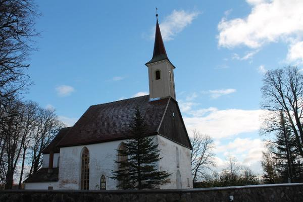 Rannu baznīcas eksterjers