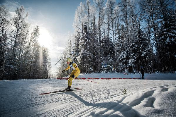 BMW IBU Biathlon-Weltcup-Etappe in Otepää