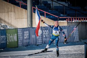 Кубок мира по биатлону BMW IBU в Отепяэ