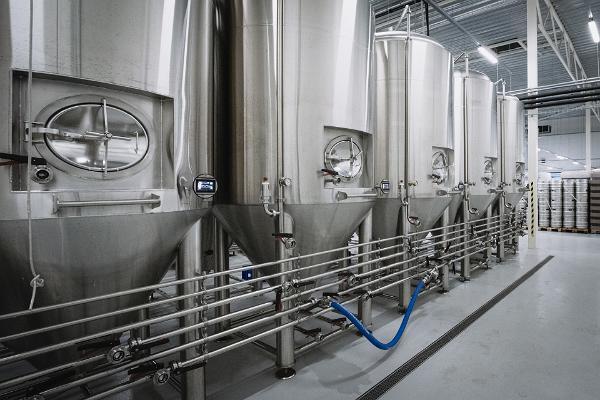 Besichtigungstour der Bierbrauerei Õllenaut und Verkostung