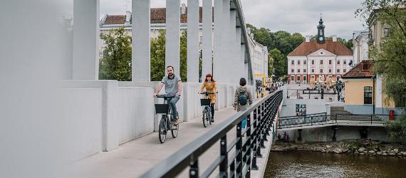 Tartu - smart city, Visit Tartu, Visit Estonia